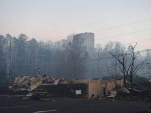 Gatlinburg Fires